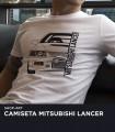 Camiseta Mitsubishi Lancer