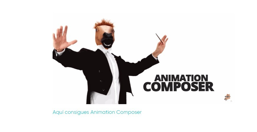 ¿Cómo obtener Animation Composer para After Effects?